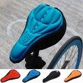 Велосипедное седло 3D мягкий чехол для сиденья гелевая силиконовая подушка для езды на велосипеде Сверхлегкий