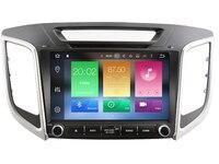 Android CAR Audio DVD Player FOR HYUNDAI Ix25 CRETA Gps Multimedia Head Device Unit Receiver BT