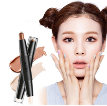 Double Head Repairing Rod Set Makeup Highlighter for Face Concealer Repair Rod High Light Stick Shadow Concealer Brightening