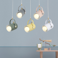 TRAZOS Nordic contracted droplight Angle adjustable E27 small pendant lights, Home decor lighting lamps and lanterns