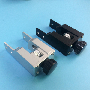 Funssor 2040 X-achse synchron gürtel stretching CR10 richt spanner aluminium profil 3d drucker zubehör teile