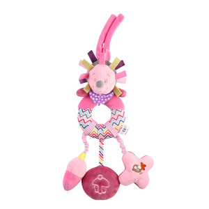 Image 4 - Bearoom Baby Rattles Mobiles Learning Educational Toy For Baby Toddlers Hanging Bell Crib Rattle Toy For Stuffed Stroller
