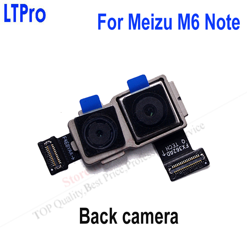 LTPro Back Camera Flex Cable Rear Camera For <font><b>Meizu</b></font> <font><b>M6</b></font> <font><b>note</b></font> <font><b>M721L</b></font> / Meilan <font><b>Note</b></font> 6 Replacement Parts image