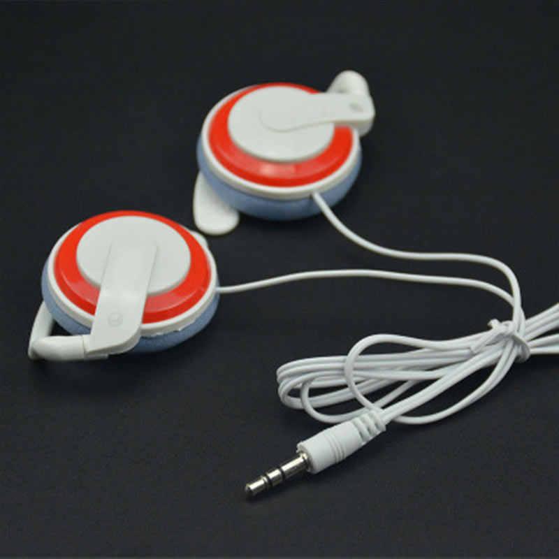 Проводные наушники QearFun с Ушными крючками, Bluetooth, 3,5 мм, высокое качество звука, спортивные наушники, быстрая связь, музыка, гарнитура для мобильного телефона