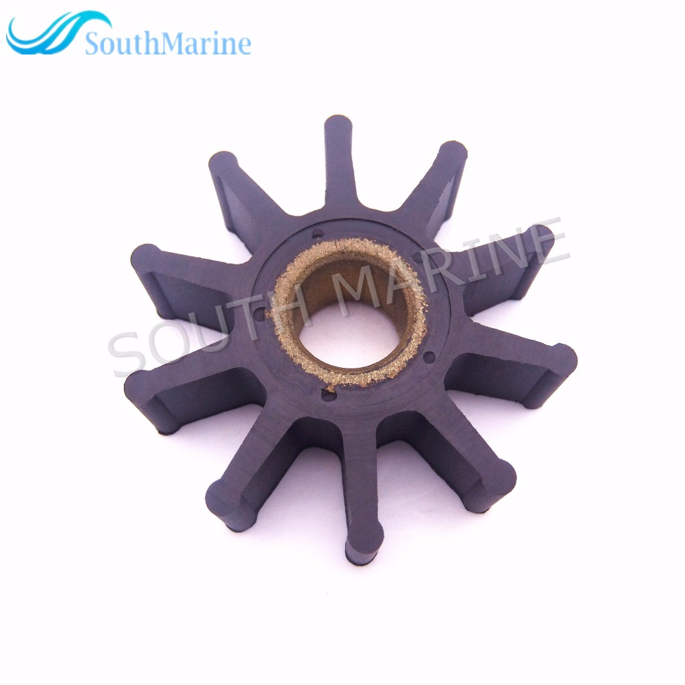 Outboard Engine 47-F462065 18-8901 9-45000 Water Pump Impeller for Chrysler Force Mercury Marine 20HP 35HP Free Shipping