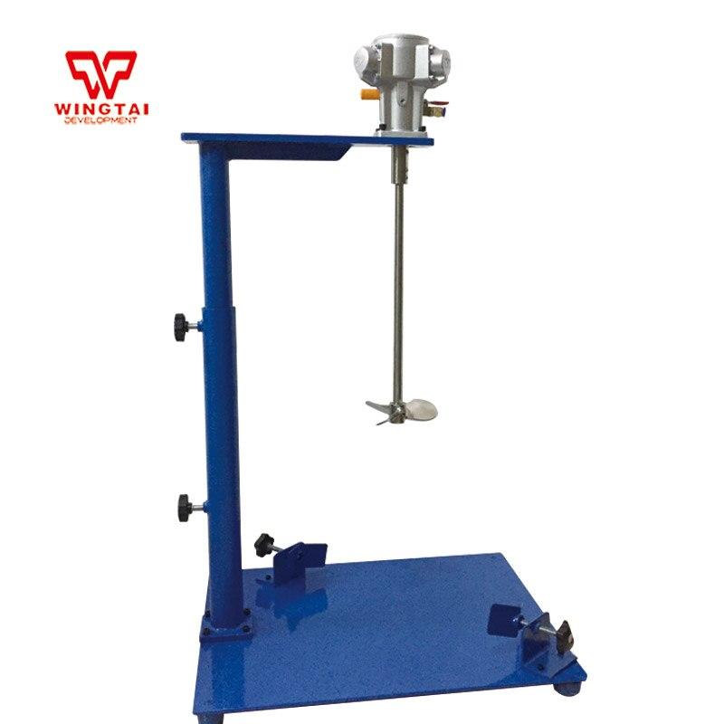 EA500B Tipo di Tabella Pneumatica Manuale Mixer 94L Capacità di Aria-operated Mixer Vernice