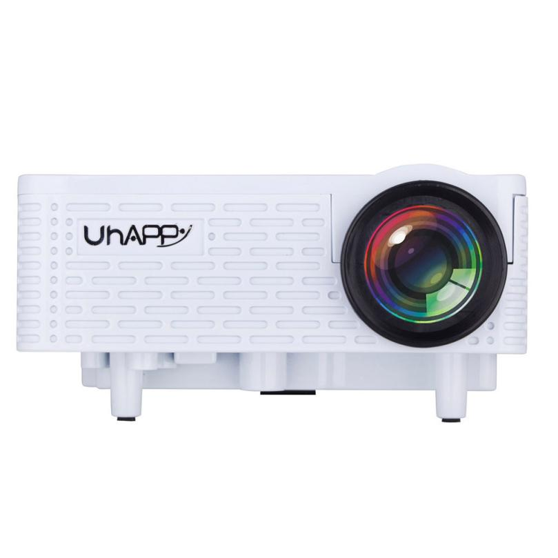 Giantex Best Hd Home Theater Multimedia Lcd Led Projector: HIPERDERL Smart Home U18 500lumens Multimedia Mini