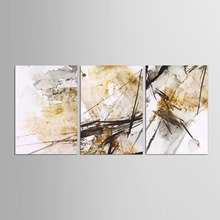 3 pieces Hills Landscape Oil Painting Canvas Print Wall Art Picture Modern Paintings Home Decoration