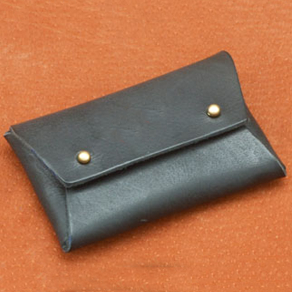 DIY Leather Craft Name Card Holder Die Cutting Knife Mould