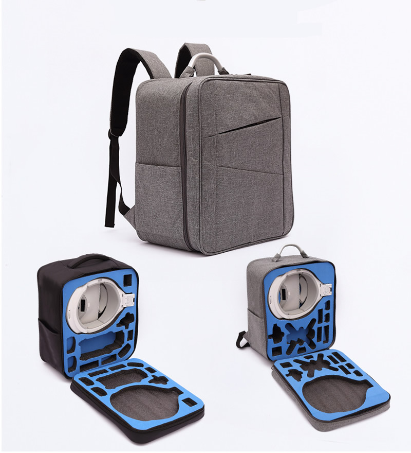 DJI VR Goggles and Mavic or Spakr Fashion Canvas Combination Backpack Specialty Protection Flying Glasses Quadcopter Accessories