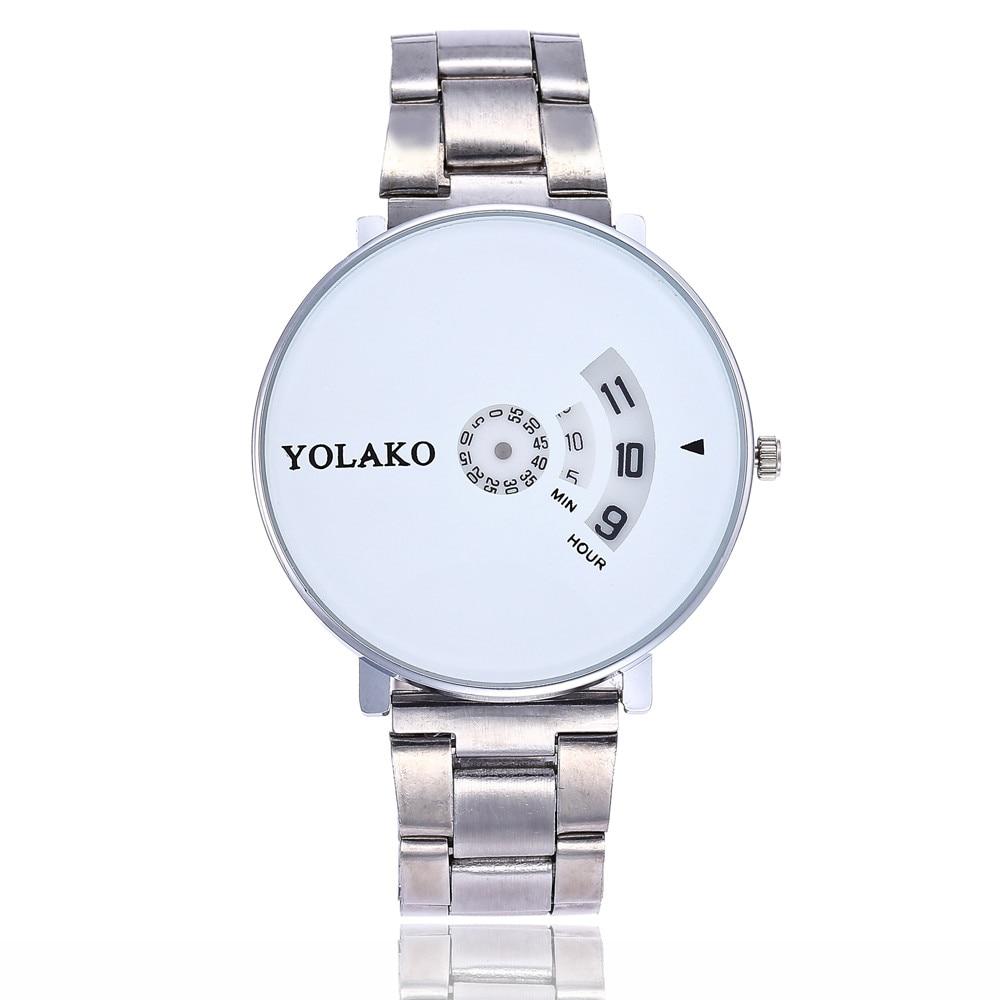 Diseño de personalidad creativa dial Best Sale 2018 Relojes de moda - Relojes para mujeres