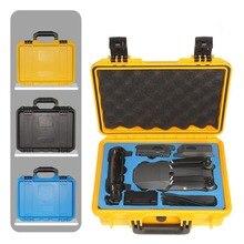 DJI Mavic pro drone portátil plástico impermeable maleta de almacenamiento caja de herramientas estándar avanzado protección quadcopter