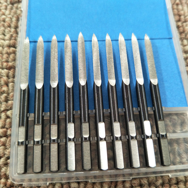 Wysokiej jakości nóż do przycinania, usuwania zadziorów i stępiania ostrych krawędzi nóż, regulowany trójkątny skrobak, tlenek glinu uchwyt, SC1300 ostrze, BD5010