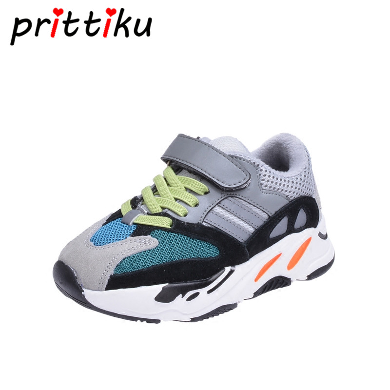 Baby/Toddler/Kid Boy Winter Warm Fur Lined Sneakers Girl Leather Casual Trainers School Sport Skate Children Fashion Brand Shoes winter 2018 girls boys plaid high top plush warm lined sneakers baby toddler little kid casual trainers children lace up shoes