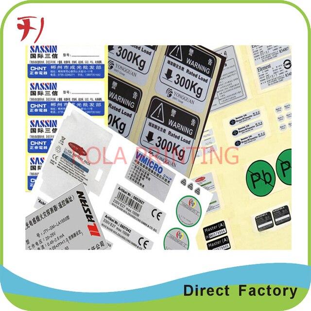 Self adhesive art paper sticker labels semi gloss art paper stickerslabel sticker manufactory