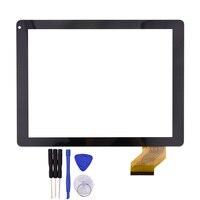 9.7 pouce Tactile Écran pour Pipo M2 Nouveau IPS Tablet PC Panneau de Verre Digitizer Capteur avec Livraison De Réparation Outils