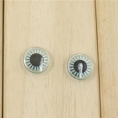 Neo Blythe Doll Eyechips for Custom Blythes 12