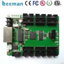 Leeman linsn получения карты RV908-получения карты RV908 linsn HUB75/поддержка 512*256 пикселей/синхронизации rgb система управления