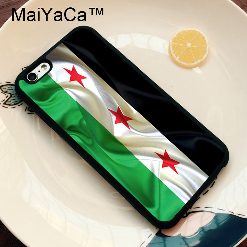 coque iphone 6 trapeau syrie