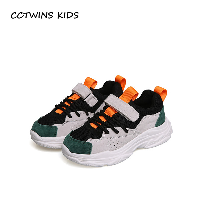 CCTWINS KIDS 2018 Spring Children Casual Trainer Baby Boy Fashion Sport Sneaker Toddler Genuine Leather Shoe Girl F2226 cctwins kids 2018 autumn baby girl fashion casual shoe children genuine leather trainer boy sport sneaker toddler fc2347