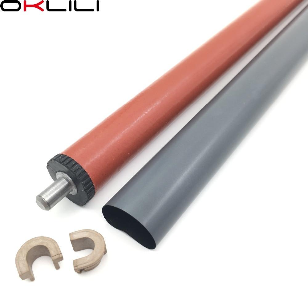 5SET Lower Pressure Roller Fuser Film Sleeve bushing for HP P1102 P1106 P1566 P1606 M1132 M1136