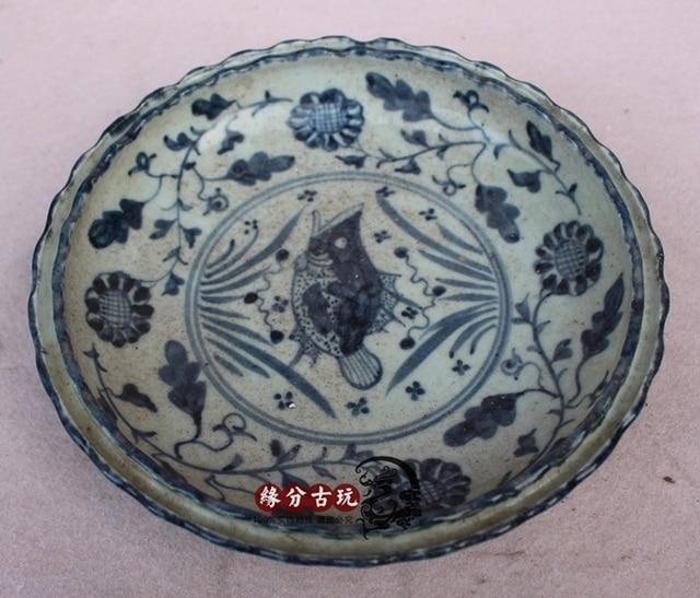 Porcelaine Plaque Plateau Chaude Collection Folk Antique Porcelaine