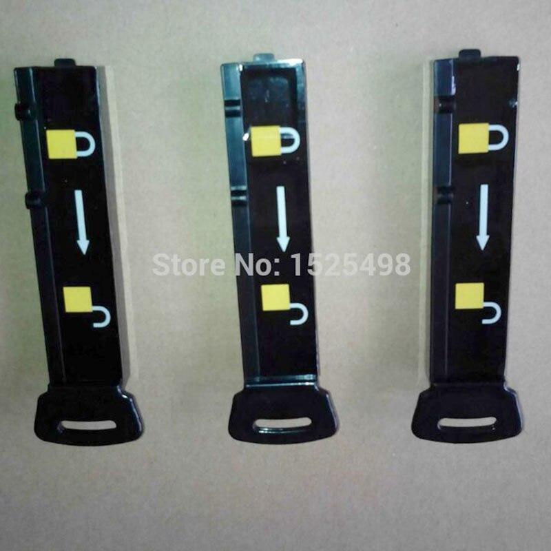 The White/Black Handkey Display Hook Hanger Releaser Magnetic Security EAS Detacher