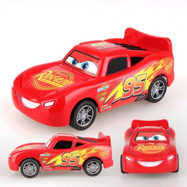 Brinquedos Estatueta Disney Pixar Carro Jackson Tempestade Cruz Ramirea McQUEEN De Metal Liga Modle Mini Bonito Brinquedos Do Carro Para As Crianças o melhor Presente