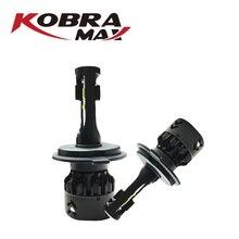 KobraMax MINI Series  60W 7600lm LED Car Headlight Universal (Sold in Pair)