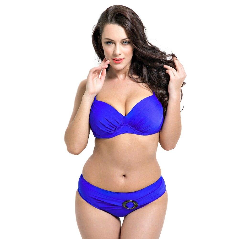 bikini fat wearing woman