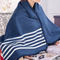 Women Ladies Oversized Warm Winter Blanket Scarf Tartan Plaid Check Shawl Wrap