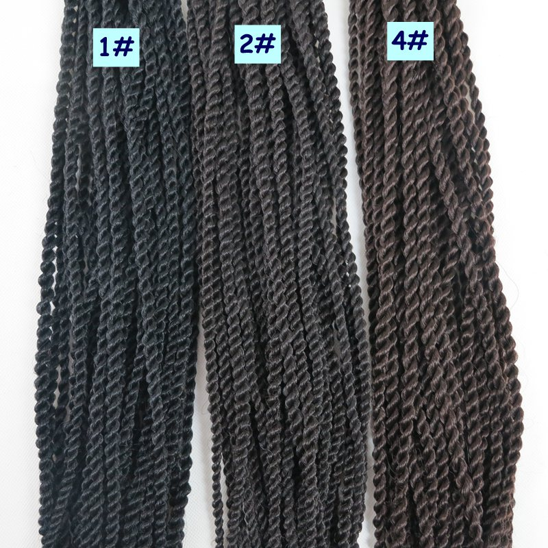 ombre braids synthetic blue