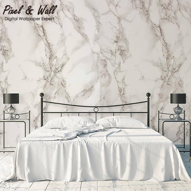 Tapete Marmor Hause Dekoration Zubehör Moderne STDM30061