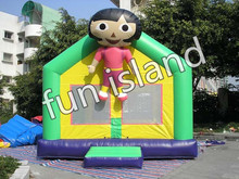 Inflatable bouncer/inflatable castle/inflatable interactive games