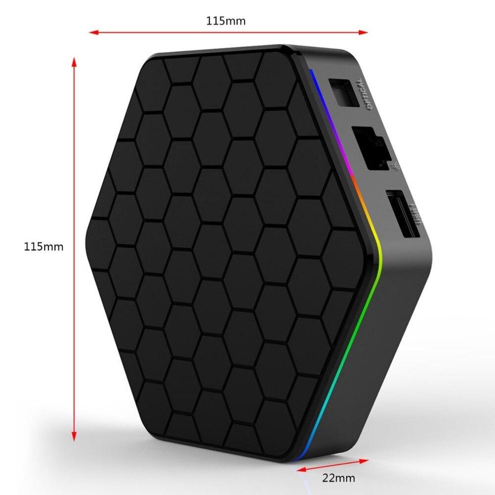 tap 1 classic black smart set top box wifi network player s905x 1 8g
