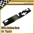 Car-styling For Toyota 1993-1998 Supra MK4 JZA80 Carbon Fiber Cooling Slam Panel