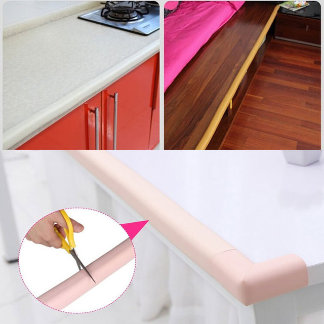 Baby Proofing Safety Corners Table Bumper Safety Baby Proof Child Edge  Guard Protector Door Kids Furniture Corner Protectors