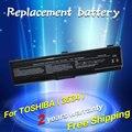 Batería del ordenador portátil para toshiba satellite a300 a500 jigu pro a210 a350 a200 l500 l550 l450 l300 pa3534u-1brs pa3535u-1bas