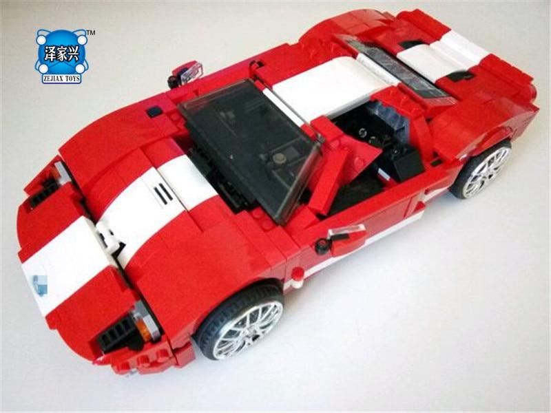 919Pcs The Red Phantom Racing Car Set Block Genuine Creative MOC Technic Series XINGBAO Building Blocks Bricks Boy figures Toys phantom phantom ph2139