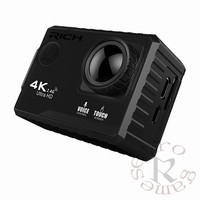 1080 P 60fps 4 K WI-FI Ao Ar Livre Câmera de Ação Esporte UHD 2.0 'LCD 170D Subaquática À Prova D' Água Esporte Filmadoras de Vídeo com GPS