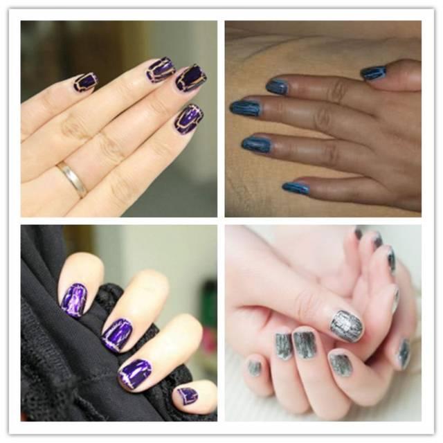 Bonito Grieta En Las Uñas Foto - Ideas de Diseño de Pintura de Uñas ...