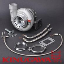 Kinugawa Billet 4 Anti-surge Turbocharger TD06H-25G 12cm T3 V-band #321-02001-239