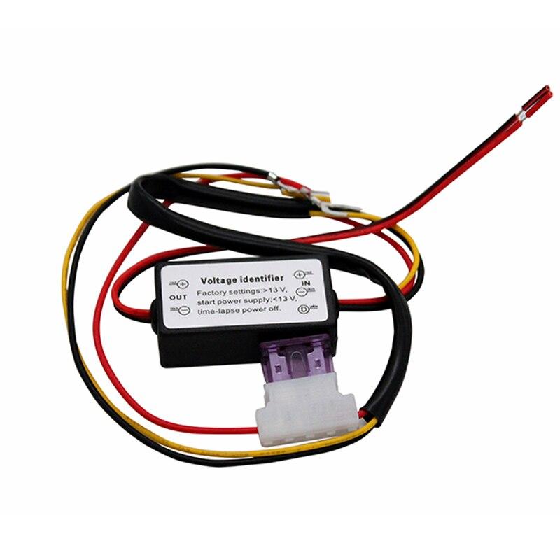 Car LED Daytime Running Light DRL Controller Auto Relay Harness Dimmer On Off 12 18V Fog Light Controller 2016