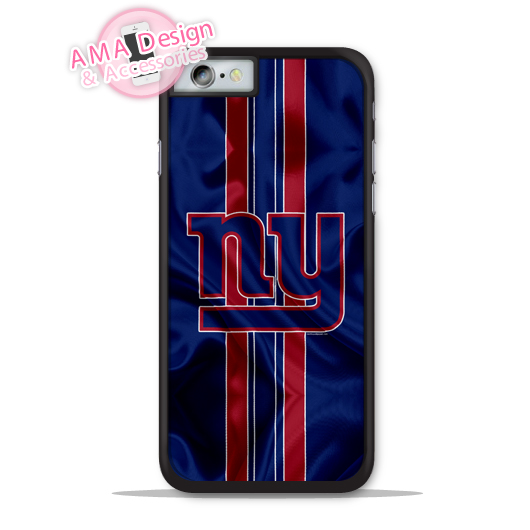 New York Giantz Football Flag Phone Cover Case For Apple iPhone X 8 7 6 6s Plus 5 5s SE 5c 4 4s For iPod Touch