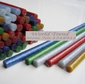 Glue stick Color mixed 7x10cm  hot melt glue stick small hot melt adhesive rod for glue gun glitter glue stick for phone