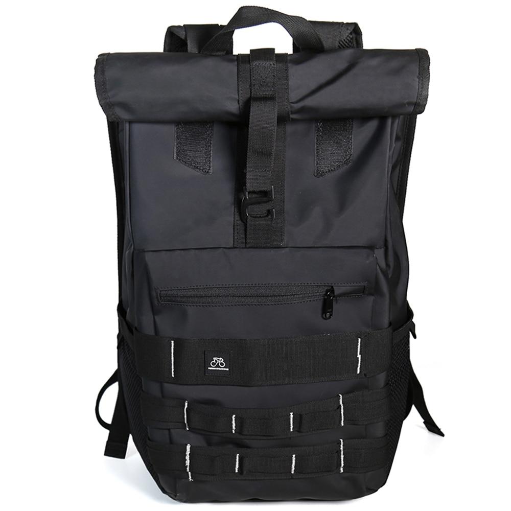 Tide marque street sac à dos homme grande capacité sac à dos collège étudiant sac extérieur randonnée sac à dos voyage bagage sac