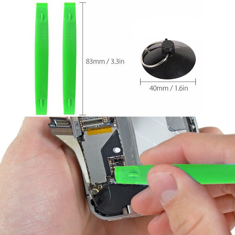9 w 1 Zestaw wkrętaków przyssawka podważ plastikowe narzędzie do - Zestawy narzędzi - Zdjęcie 4