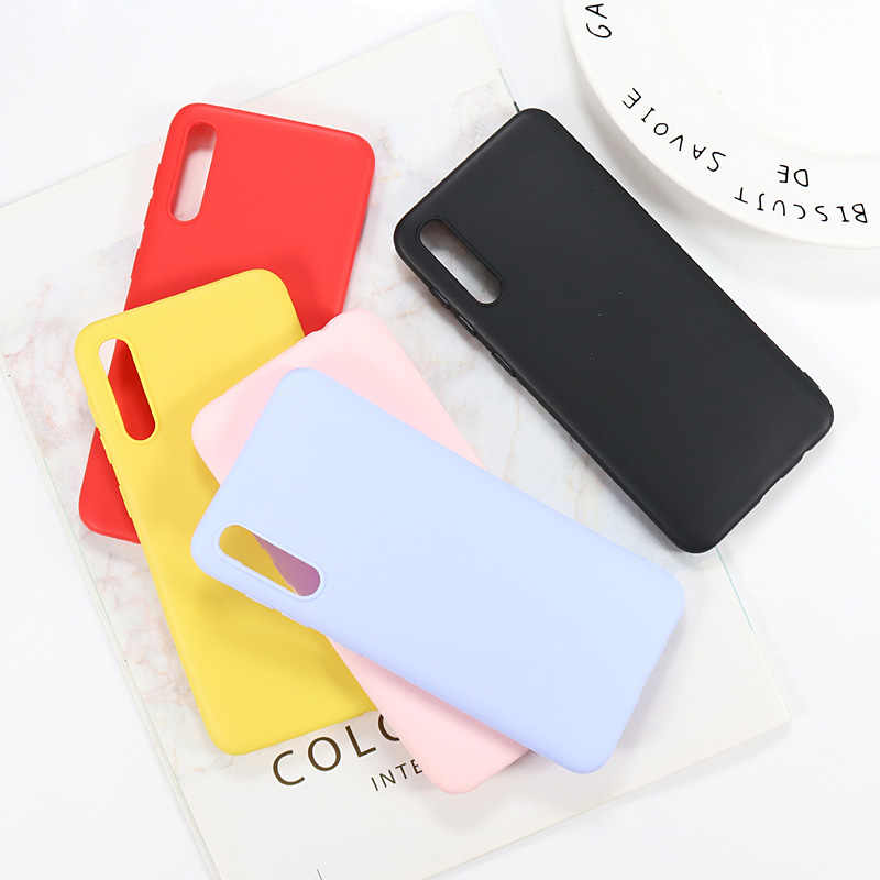 Matte Case For Samsung Galaxy A50 Phone Case for Samsung A50 Cover for Samsung Galaxy A50 A 50 SM-A505F A505F A505 Soft Case
