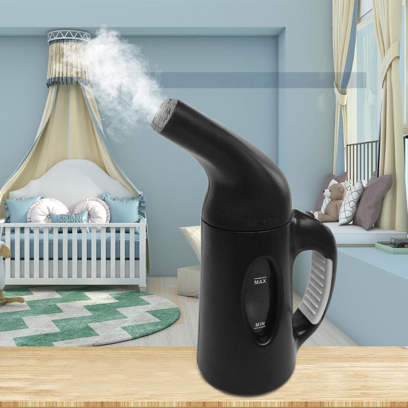 850W Handheld Portable Steam Iron Garment Cleaning Brush Household Appliance Portable Travel Clothes Steamer