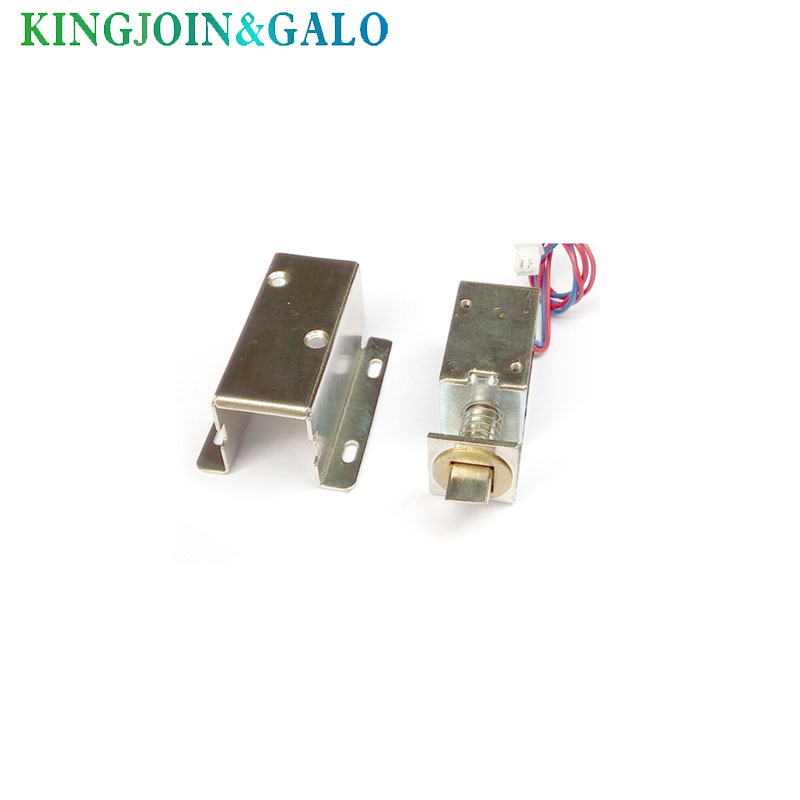 12V Electronics lock Assembly Solenoid Low Power Consumption 12V Electronics lock Assembly Solenoid Low Power Consumption